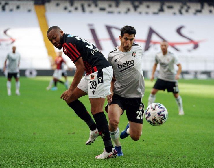 Beşiktaş Gençlerbirliği'ne 1-0 yenildi