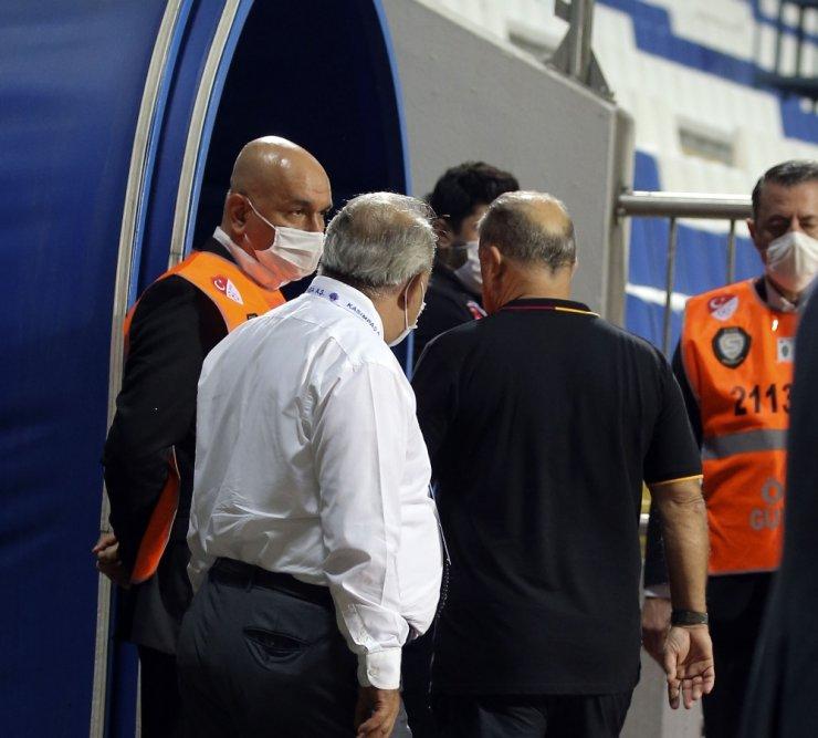 """Fatih Terim: """"Ben Galatasaray'ı terk etmedim, oyunu terk ettim"""""""