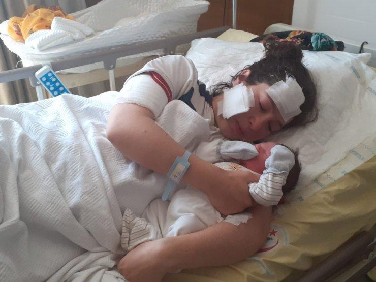 Hastanede eşini öldürmeye teşebbüse 18 yıl hapis