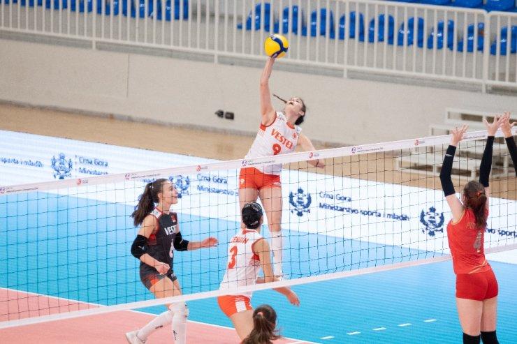 U17 Milli Takımı, Avrupa Şampiyonası'nda namağlup yarı finalde