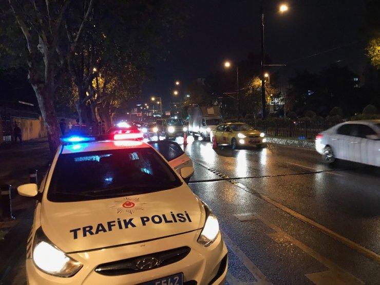 """İstanbul'da """"Yeditepe Huzur"""" uygulaması gerçekleştirildi"""