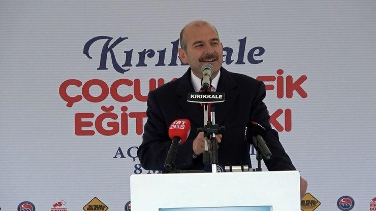 İçişleri Bakanı Soylu'dan Kırıkkale Valiliğine tebrik mesajı