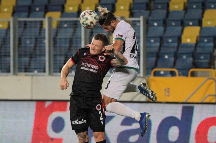 Denizlispor deplasmanda Gençlerbirliği'ni 2-1 yendi