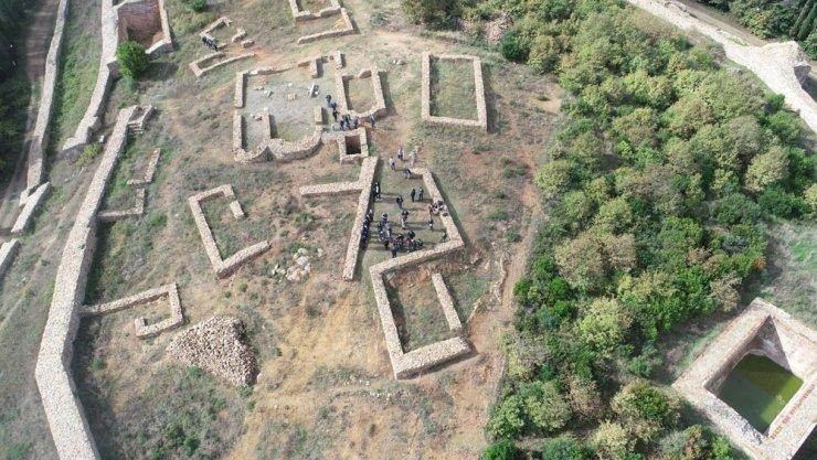 Aydos Kalesi'nin restorasyon çalışmaları tamamlandı