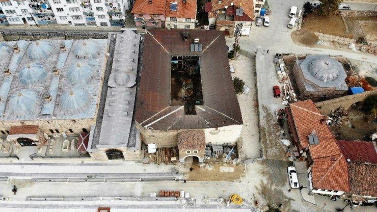 Tarihi Sulu Han, kültür sanat merkezine dönüşecek