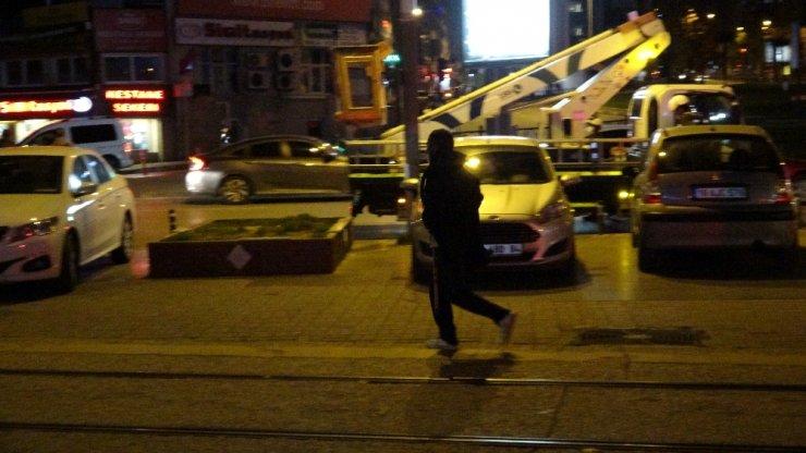 Bursa'da kısıtlama sonrası sokaklar sessizliğe büründü