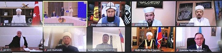 """Diyanet İşleri Başkanı Erbaş: """"İslam, şiddet ve terörün kaynağı olamaz"""""""
